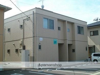 福島県福島市、桜水駅徒歩12分の築11年 2階建の賃貸アパート