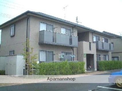 福島県福島市、桜水駅徒歩15分の築17年 2階建の賃貸アパート