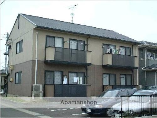福島県福島市の築19年 2階建の賃貸アパート