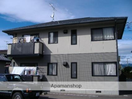 福島県福島市、桜水駅徒歩6分の築17年 2階建の賃貸アパート