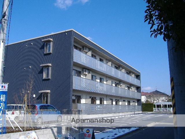 福島県福島市の築10年 3階建の賃貸マンション