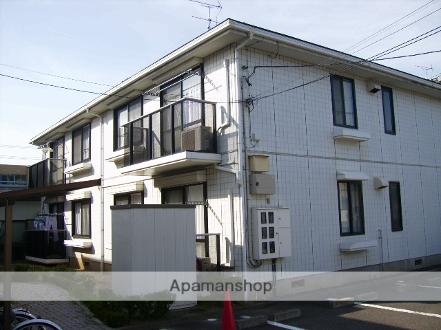 福島県福島市の築24年 2階建の賃貸アパート