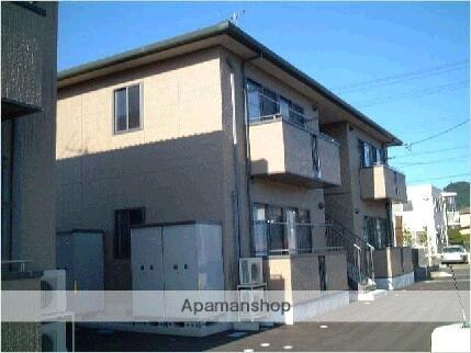 福島県福島市の築15年 2階建の賃貸アパート