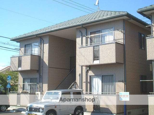 福島県福島市、福島駅徒歩18分の築15年 2階建の賃貸アパート
