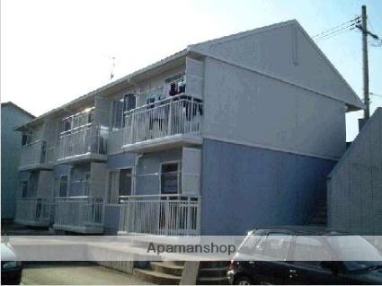 福島県福島市、笹谷駅徒歩7分の築22年 2階建の賃貸アパート