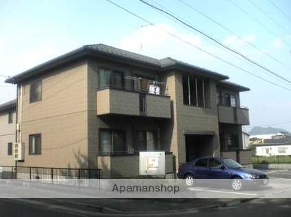 福島県福島市、笹木野駅徒歩8分の築16年 2階建の賃貸アパート