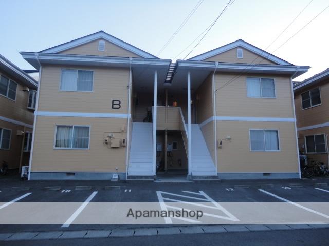 福島県二本松市、二本松駅徒歩30分の築22年 2階建の賃貸アパート