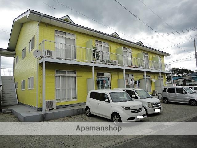 福島県福島市、松川駅徒歩15分の築21年 2階建の賃貸アパート