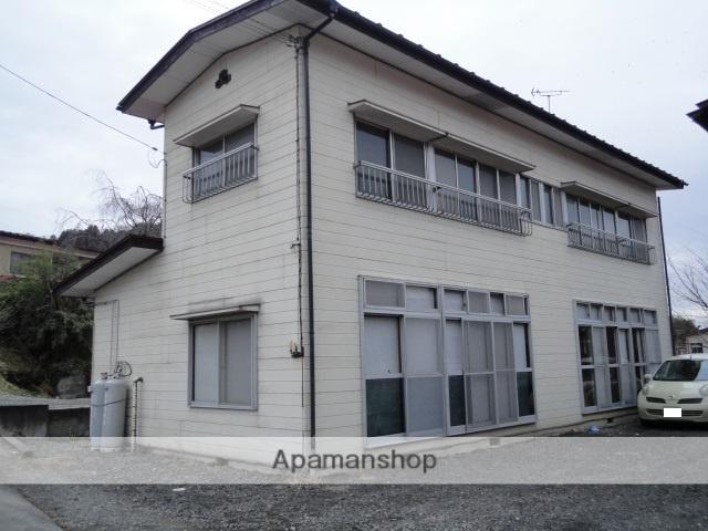 福島県二本松市、二本松駅徒歩15分の築33年 2階建の賃貸アパート