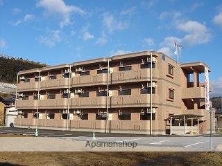 福島県二本松市、杉田駅徒歩2分の築11年 3階建の賃貸マンション