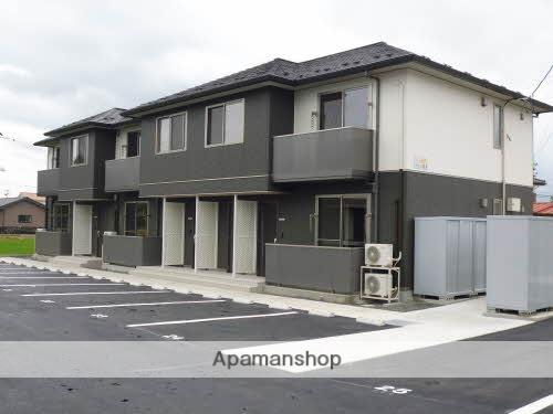 福島県二本松市、二本松駅徒歩45分の築3年 2階建の賃貸アパート