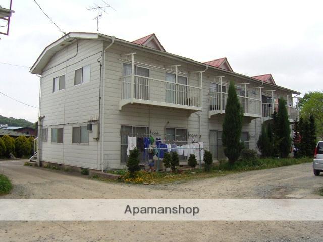 福島県二本松市、二本松駅徒歩5分の築25年 2階建の賃貸アパート