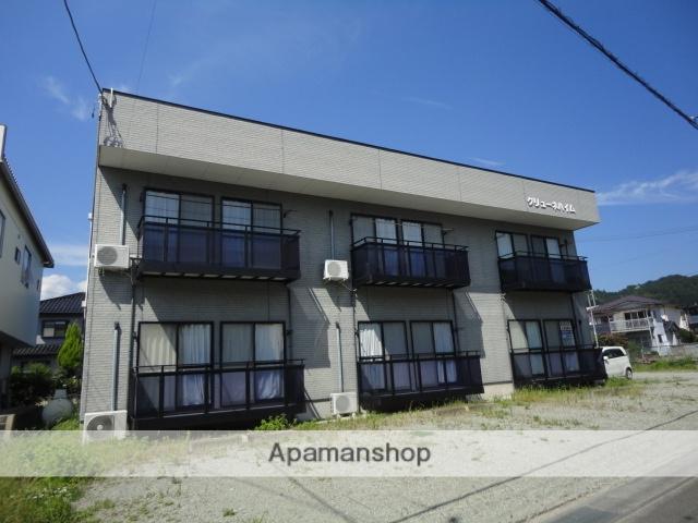 福島県二本松市、二本松駅徒歩30分の築16年 2階建の賃貸アパート