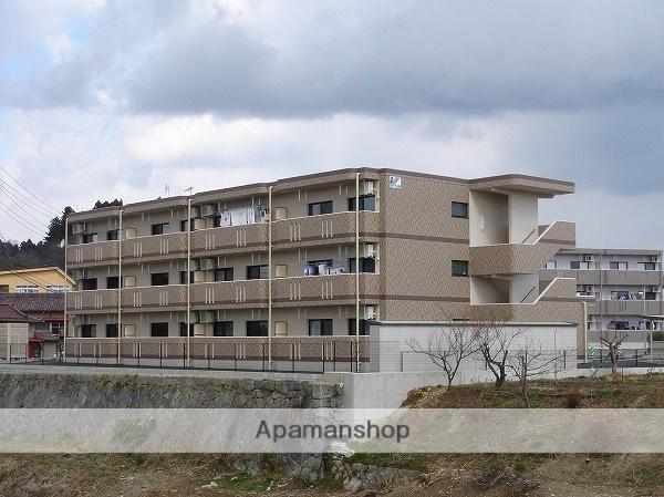 福島県二本松市、安達駅徒歩5分の築7年 3階建の賃貸マンション