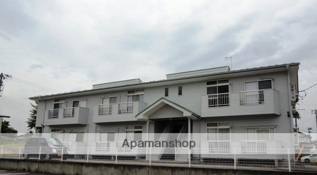 福島県二本松市、二本松駅徒歩15分の築25年 2階建の賃貸アパート