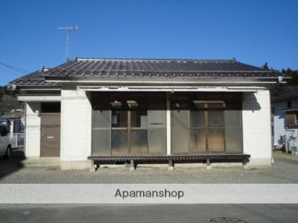 福島県二本松市、二本松駅徒歩20分の築29年 1階建の賃貸一戸建て