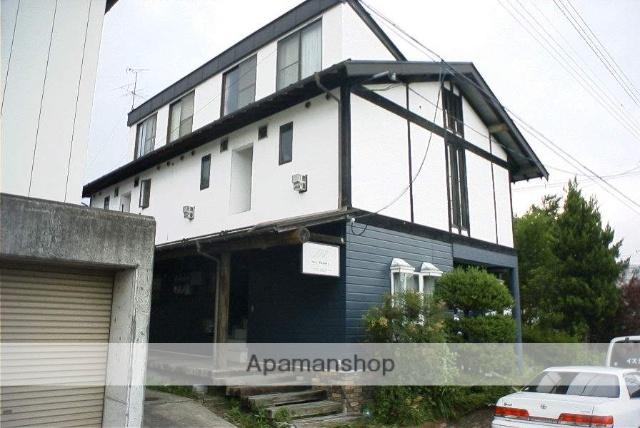 福島県二本松市、二本松駅徒歩8分の築30年 2階建の賃貸アパート