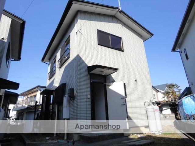 福島県二本松市、二本松駅徒歩30分の築15年 2階建の賃貸一戸建て