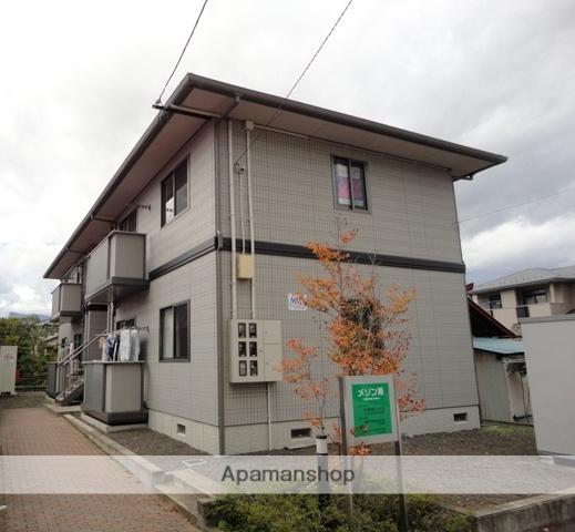 福島県二本松市、二本松駅徒歩28分の築16年 2階建の賃貸アパート