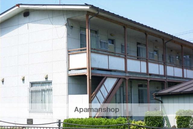 福島県二本松市、安達駅徒歩18分の築33年 2階建の賃貸アパート