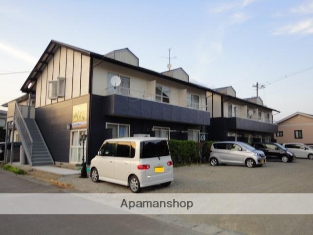 福島県二本松市、二本松駅徒歩5分の築23年 2階建の賃貸アパート