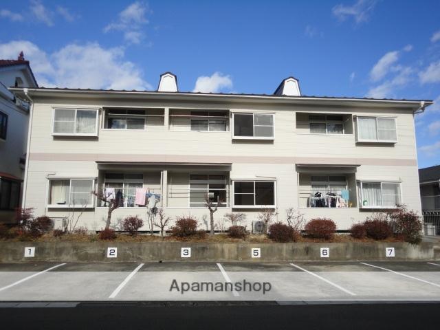 福島県二本松市、二本松駅徒歩9分の築27年 2階建の賃貸アパート