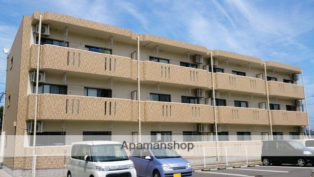 福島県二本松市、二本松駅徒歩25分の築8年 3階建の賃貸マンション