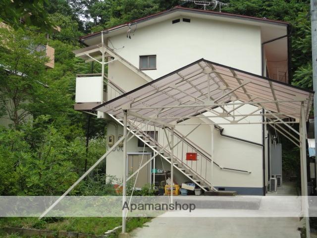 福島県二本松市、二本松駅徒歩20分の築52年 2階建の賃貸アパート
