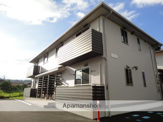 福島県二本松市、二本松駅徒歩29分の築1年 2階建の賃貸アパート