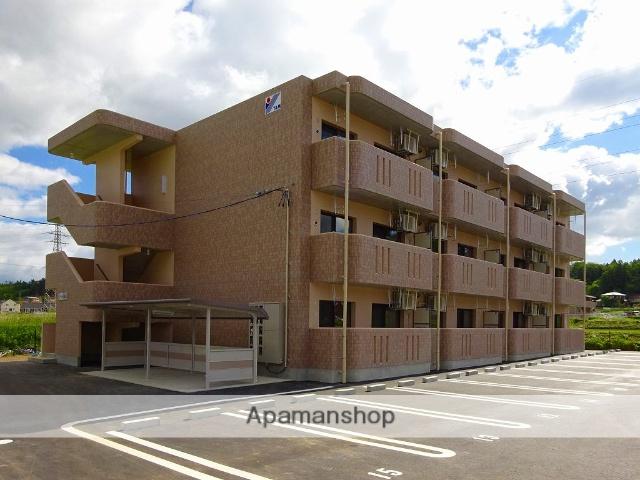 福島県二本松市、安達駅徒歩4分の新築 3階建の賃貸マンション