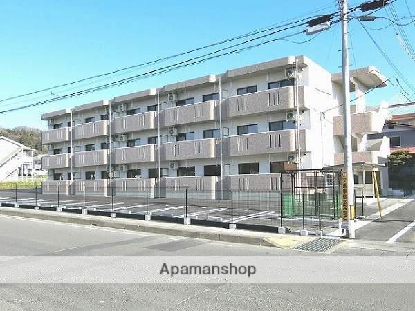 福島県二本松市、二本松駅徒歩22分の新築 3階建の賃貸マンション
