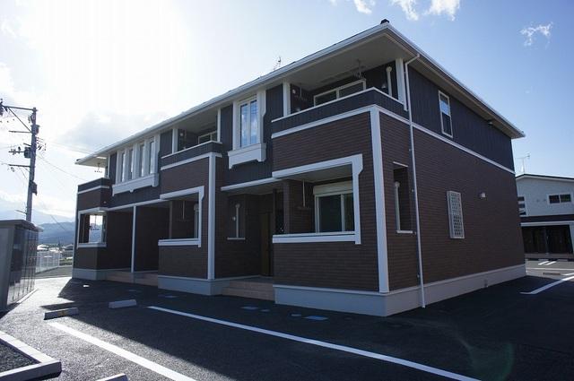 新着賃貸12:福島県福島市松川町字木曽内の新着賃貸物件