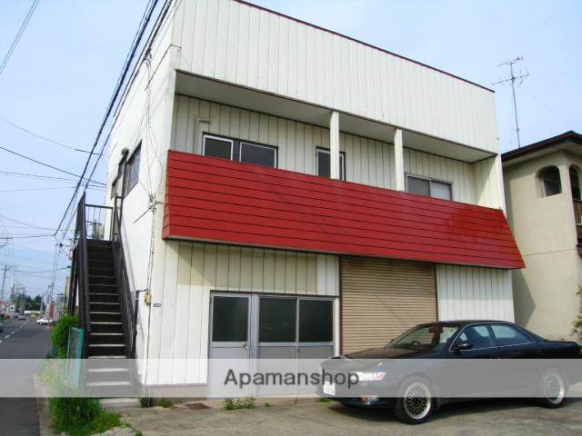 福島県郡山市の築37年 2階建の賃貸アパート