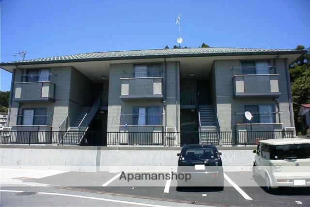 福島県二本松市、安達駅徒歩25分の築12年 2階建の賃貸アパート