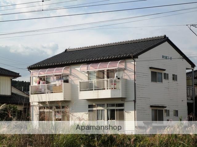 福島県二本松市、二本松駅徒歩5分の築28年 2階建の賃貸アパート