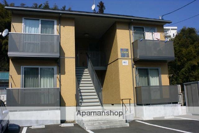 福島県二本松市、二本松駅徒歩15分の築10年 2階建の賃貸アパート