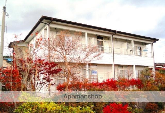 福島県二本松市、二本松駅福島交通バス25分岳温泉下車後徒歩2分の築30年 2階建の賃貸アパート