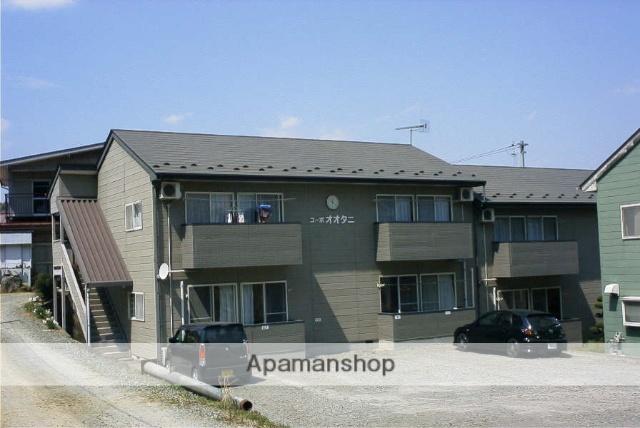 福島県二本松市、二本松駅徒歩20分の築20年 2階建の賃貸アパート