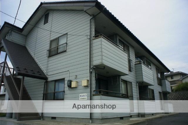 福島県二本松市、二本松駅徒歩13分の築20年 2階建の賃貸アパート