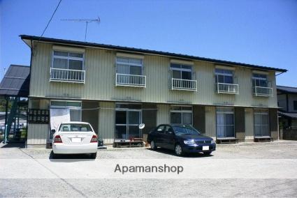 福島県二本松市、二本松駅徒歩15分の築40年 2階建の賃貸アパート