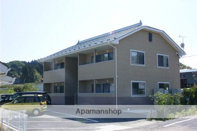 福島県二本松市、安達駅徒歩25分の築7年 2階建の賃貸アパート