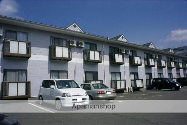 福島県二本松市、二本松駅徒歩23分の築20年 2階建の賃貸アパート