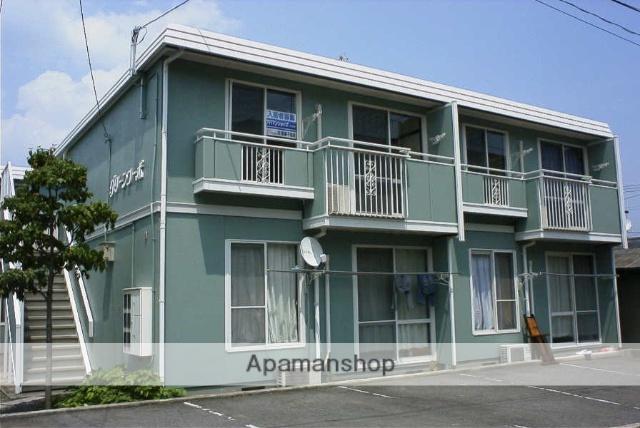 福島県二本松市、二本松駅徒歩30分の築25年 2階建の賃貸アパート