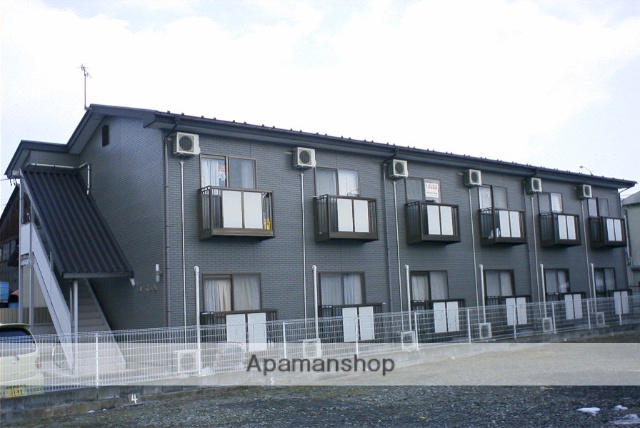 福島県二本松市、二本松駅徒歩3分の築20年 2階建の賃貸アパート