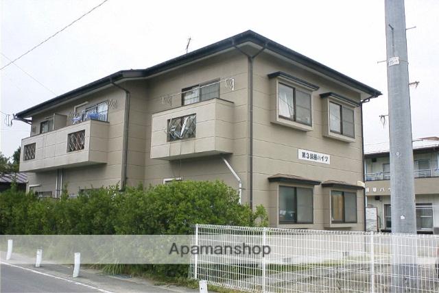 福島県二本松市、二本松駅徒歩10分の築22年 2階建の賃貸アパート