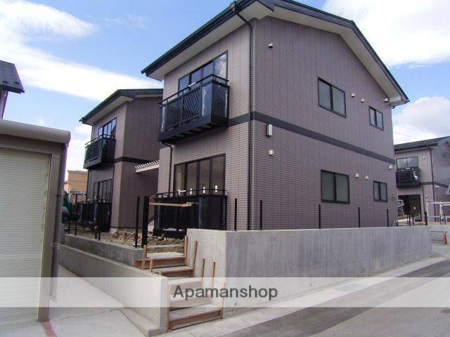 福島県二本松市、二本松駅徒歩10分の築9年 4階建の賃貸アパート