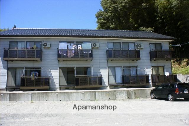 福島県二本松市、二本松駅徒歩15分の築20年 2階建の賃貸アパート