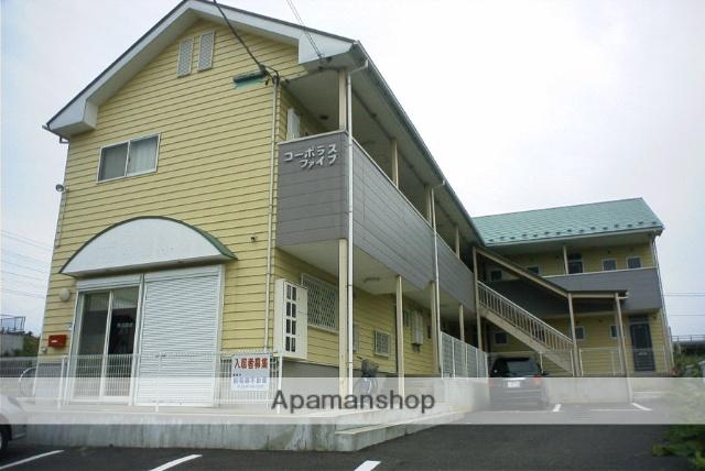 福島県二本松市、二本松駅徒歩20分の築16年 2階建の賃貸アパート