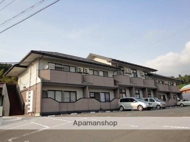 福島県二本松市、二本松駅徒歩20分の築21年 2階建の賃貸アパート