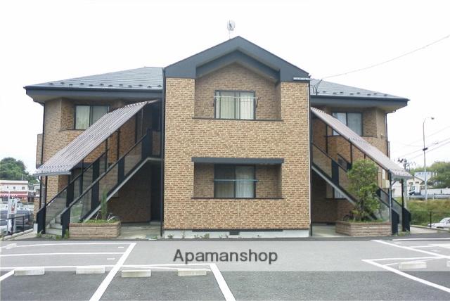 福島県二本松市、二本松駅徒歩20分の築17年 2階建の賃貸アパート